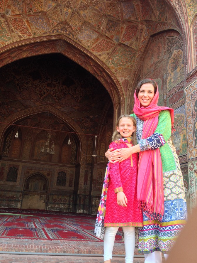 Courtney + Claire Boyle | Pakistan