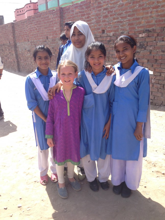 Claire + Courtney Boyle | Pakistan