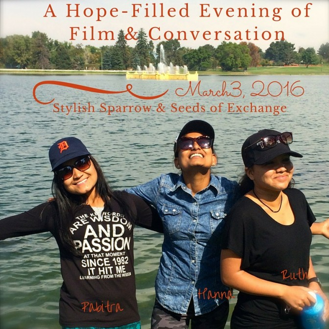 A Hope-Filled Evening of Film & Conversation
