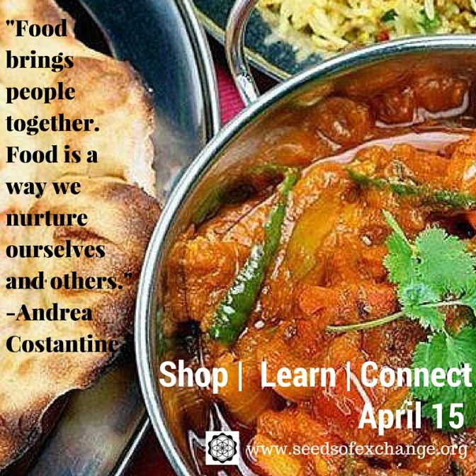 %22Food brings people together. Food is a way we nurture ourselves and others.%22-4