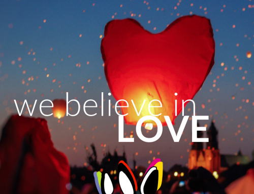 Hmmm … What Does it Mean to BELIEVE in Love?