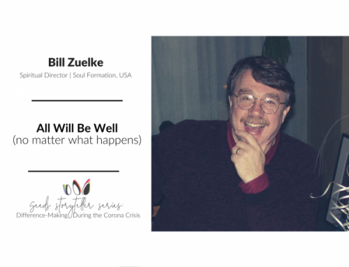 All Will Be Well (No Matter What Happens) | Bill Zuelke, USA