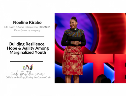 Building Resilience, Hope & Agility Among Marginalized Youth | Noeline Kirabo, UGANDA