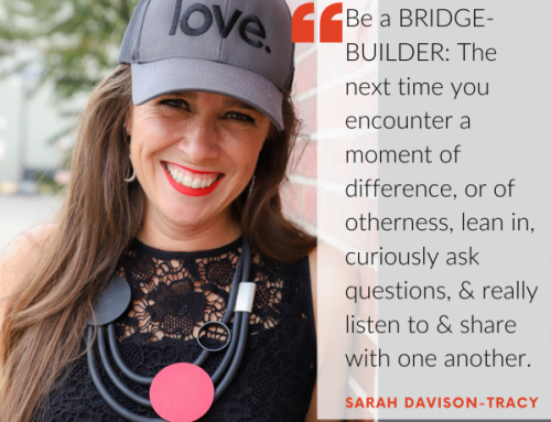 Be a BRIDGE-BUILDER & Take a PoP
