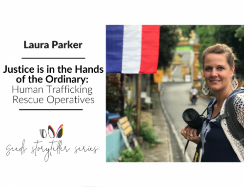 Human Trafficking Rescue Operatives | Laura Parker
