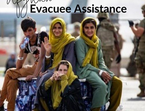 Afghan Evacuee Assistance | Seeds Community Fundraiser