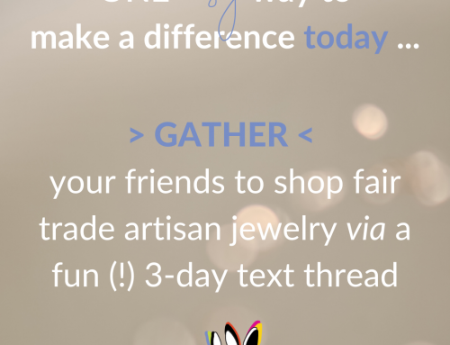 An EASY & FUN Way to SHOP with Your Friends (& Make a Mighty Difference!)